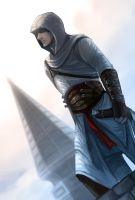 Assassin's Creed - Altair by nori942