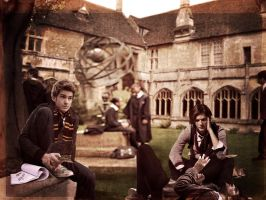 The Marauders by mellie-lyn