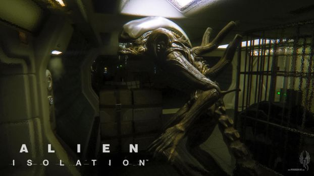 Alien Isolation 052 by PeriodsofLife