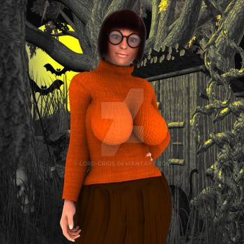 Velma after Genesis by Lord-Crios