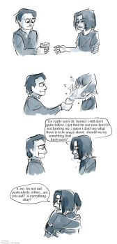 Bucky Learns About Anger by Tavoriel