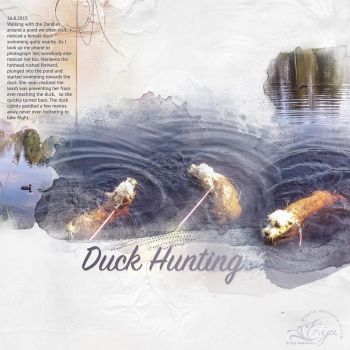 Duck Hunting by Eijaite