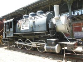 Conrock ALCO 0-6-0 by rlkitterman