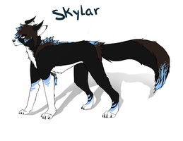 Skylar Design by Feonnix
