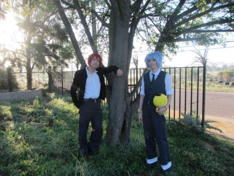 Assassination Classroom Cosplay by Piplup501