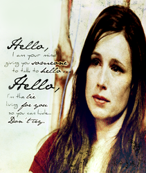 Amanda Young - Hello by JeannieHowlett