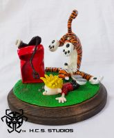 CM- Calvin and Hobbes Complete by BlackHoleInAJar