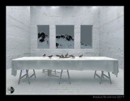 The last supper by arteandreas