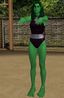 She-Hulk Obey... by VG-MC