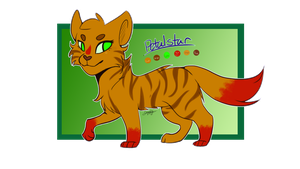 Petalstar Reference by JappyCat
