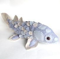 Devonian lungfish by WeirdBugLady