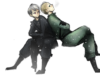 Prussia and Germany by jingles31