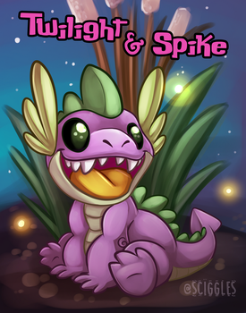 MLP: Spike Stitch-2 by Sciggles