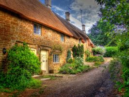 Great Tew Cottages by s-kmp
