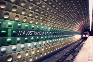 Prag Subway by silverstar13