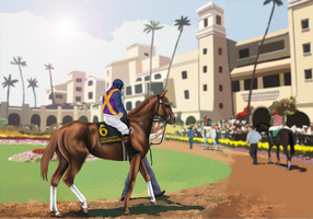 Missed Fortune Stakes by PacificClassic