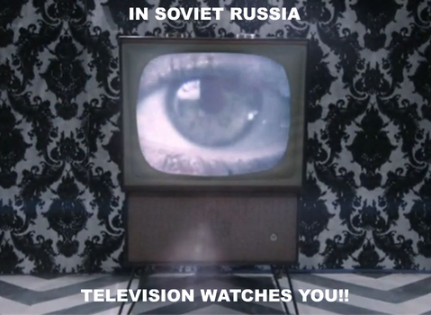 In Soviet Russia... by HeckoX