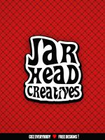 Jar Head Creatives Logo by jaredcreado