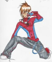 Spiderman by yami-shinigami2003