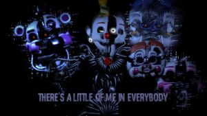 C4D There's a little of me in everybody by Bount56