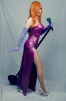 Jessica Rabbit by ChuuuCosplay
