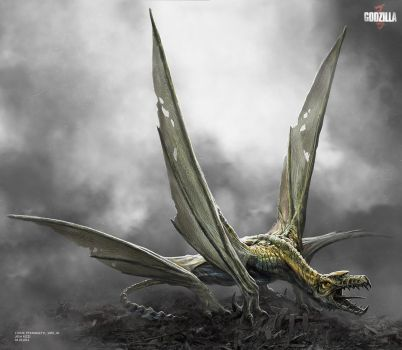 pterdacty JN small by TMNT2000