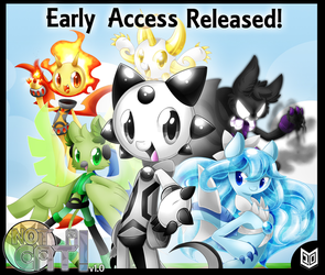 NaC Early Acces Released by SilviShinyStar