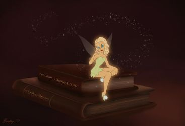 Tinkerbell Commission by S-Harkey