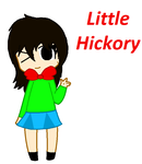 Little Hickory! by EnnabyWisteria