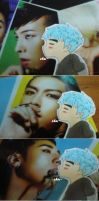 TOP... Da kissing machine...? XD by Vespa-kid