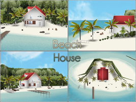 Beach House by kaahgomedl