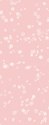 White Cherry Blossoms - Custom Box Background by RorrieGoesRawr