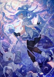 Snow Miku 2014 by 0bakasan
