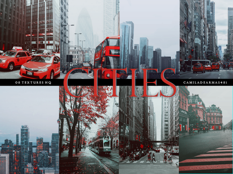 CITIES - Wattpad Textures by camiladearmas481