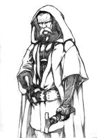 Old Jedi by Solblight