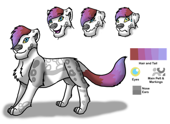 Jua Ref Sheet by TheRealBlackLion
