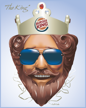 The King by Schlady