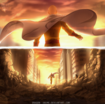 Saitama  |  ONE PUNCH MAN by Dragon--anime