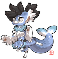 #1094 Legendary BB - Merdog - Auction by griffsnuff