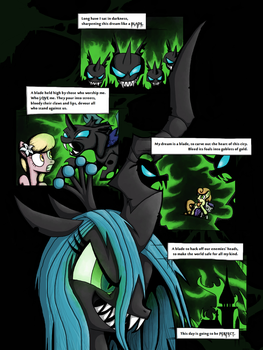 [Comic] Dreams of a Supervillain by Rambopvp