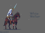 White Walker by Luczynski
