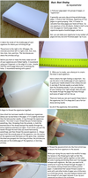 Book Binding Tutorial by keyanadrake