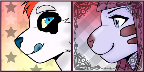 Icons for KcBarron by RoseandherThorns