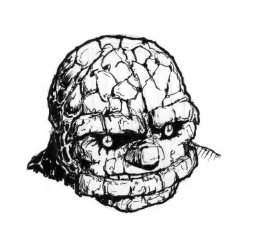 Ben Grimm by OcioProduction