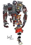 Gaige and Deathrap by JoeRomano1997