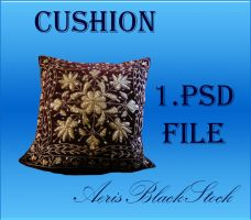 Cushion PSD FILE by AerisblackStock