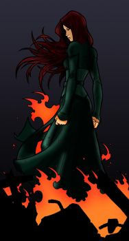 X3 jean grey colour by theOZmosis