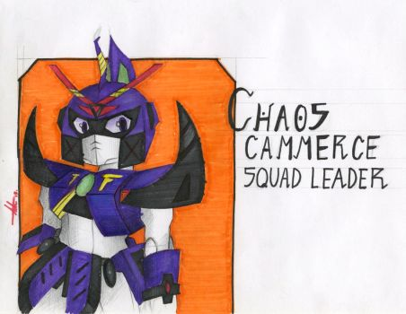 Chaos Cammerce by ZeroGal5