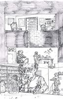 J and J 1 Page 8 Pencils by KurtBelcher1