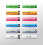 Forum Rank Buttons by DianaGyms